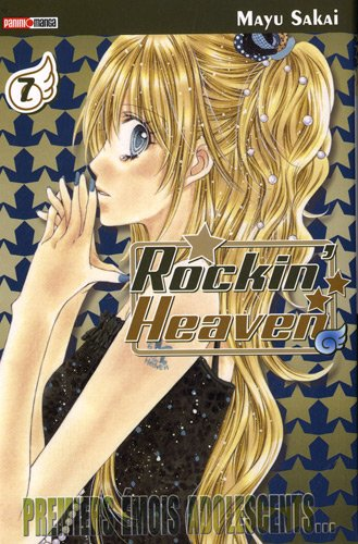 Rockin' Heaven Edition simple Tome 7