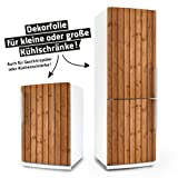 "Posterdeluxe 12320[C] Kühlschrank- / Spülmaschinen-Aufkleber ""Holzbretter"""