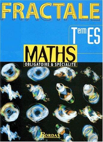Maths, 1re ES : Obligatoire & spécialité