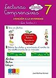 Lecturas comprensivas 7 / Editorial GEU / 2º Primaria / Mejora la comprensión lectora / Recomendado como apoyo / Actividades sencillas