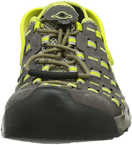 Salewa Ms Capisco, Mocassins Homme Gris (7913 Kitten/Citro)