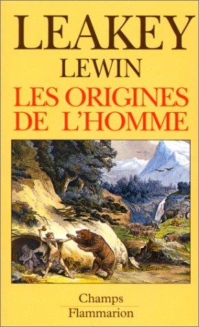 Les origines de l'homme por Richard Leakey