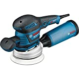 Bosch Professional Exzenterschleifer GEX 125-150 AVE (400 Watt, Schleifteller-Ø: 125/150 mm, in L-BOXX)