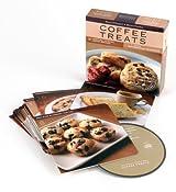 Coffee Treats (MusicCooks: Recipe Cards/Music CD), Muffins, Scones, Quick Breads, Bach Brandenburg Concertos (Sharon O'Connor's Musiccooks)