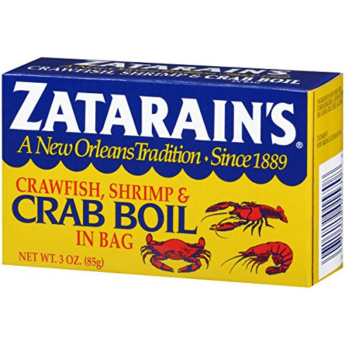 Zatarains Dry Crab and Shrimp Boil by ZATARAIN'S? Dry Shrimp & Crab Boil