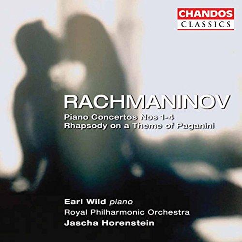 RACHMANINOV - Concertos pour piano