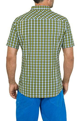 Vaude Sonti T-Shirt Homme Jaune/noir - Jaune