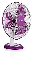 Greenchef Swing Table Fan-Purple