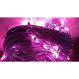Rice Lights Of Serial Bulbs (Ladi) Decoration Lighting For Diwali Christmas,(25 Mtrs)