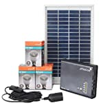Phocos Solar Home Lighting System