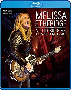 Little Bit of Me: Live in L.A. [Blu-ray] [Import anglais]