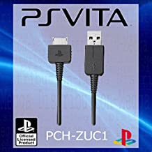 OFFICIAL Sony PlayStation PS VITA Charge/Play/Sync USB Cable PCH-ZUC1 (OEM Packed) [Importación Inglesa]