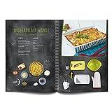 Kinderleichte Becherküche Band 3- 5 Messbecher und ein Rezeptbuch mit 15 Rezepten,  Herzhafte Ofen - Rezepte für die ganze Familie, Bekannt aus Die Höhle der Löwen