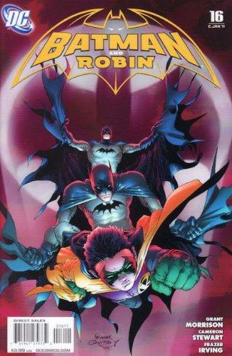 Batman and Robin, Vol. 1 #16A