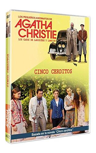 Les petits meurtres d'Agatha Christie (LAROSIÈRE Y LAMPION: CINCO CERDITOS - DVD...