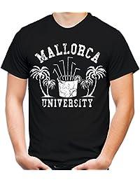 6e7ced7b65 Mallorca University T-Shirt | Männer | Herren | Party | Urlaub | Sauf