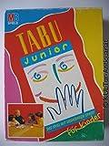 Tabu Junior - Das Spiel mit unsagbarem Spass! für Kinder.