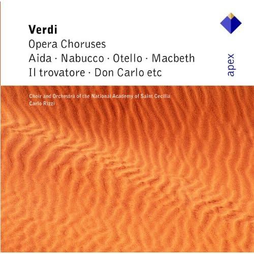 """Il Trovatore : Act 2 """"Vedi! le fosche"""" [Chorus] - 'Anvil Chorus'"""