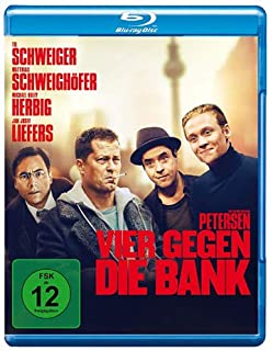 Four Against the Bank (2016) ( Vier gegen die Bank ) (Blu-Ray)