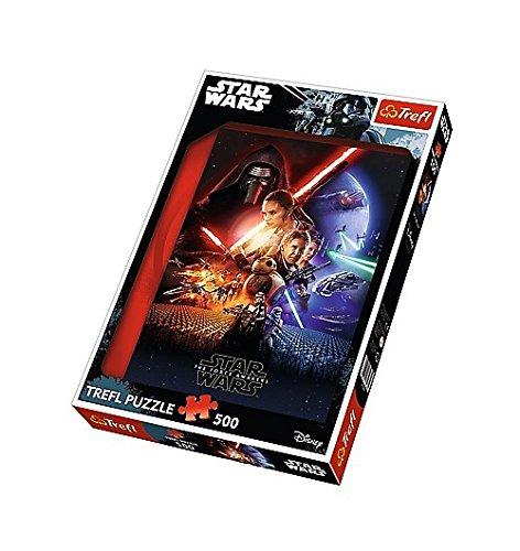 Preisvergleich Produktbild Puzzle Star Wars Przebudzenie mocy 500