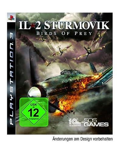 IL2 Sturmovik: Birds of Prey (Mario Bros Ps3)