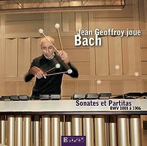 Sonatas and Partitas - Jean Geoffroy - Marimba Solo (2CD)