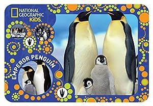 National Geographic NG40118 Penguins - Mantel Individual para niño