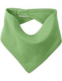 Baby Butt Dreieckstuch mit Klettverschluss Interlock-Jersey