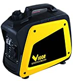Best generatore inverter - Vigor VGI-1000 Generatori Inverter, 0.875 KVA Review