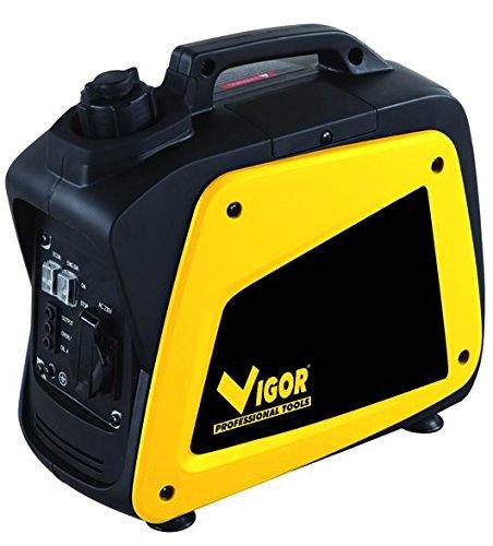 Vigor VGI-1500 Generatori Inverter, 1.0 kW/ 1.2 kW máx.