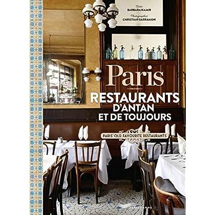 Paris - Restaurants d'antan et de toujours