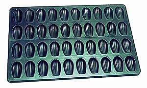 Plaque madeleines Exopan professionnelle 600 * 400 mm