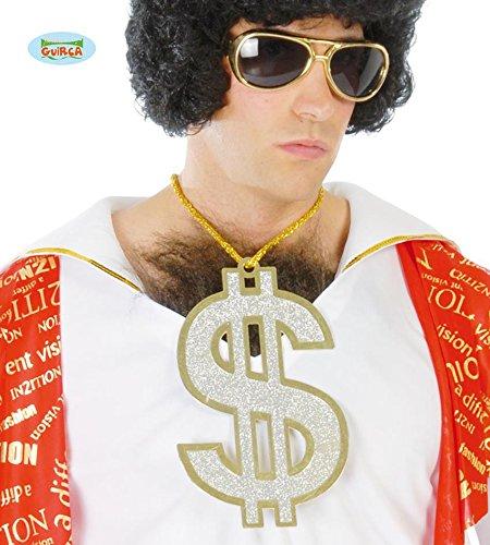 XXL 70er Jahre Pimp Daddy Dollar Halskette