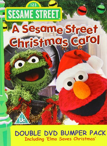 Elmo's Christmas Countdown/A Sesame Street Christmas Carol