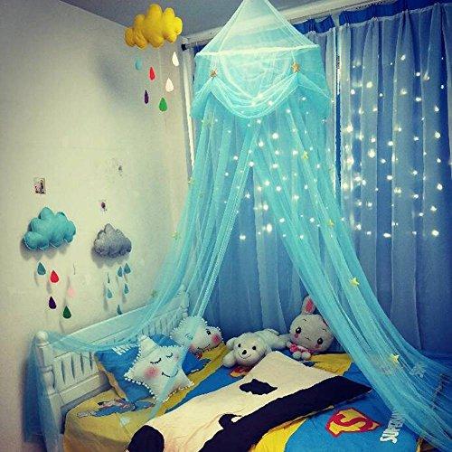 Betthimmel für Kinder Baby Baldachin Spielzimmer, Fantasie Schmetterlings Prinzessin Wind, hängendes Zelt der Hauben-Moskito, ()