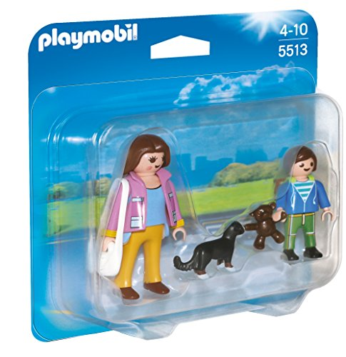 Playmobil Duo Pack - Madre con niño