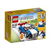 #9: Lego Blue Creator, Multi Color
