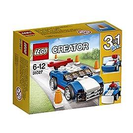 LEGO-Creator-31027-Rennwagen-blau