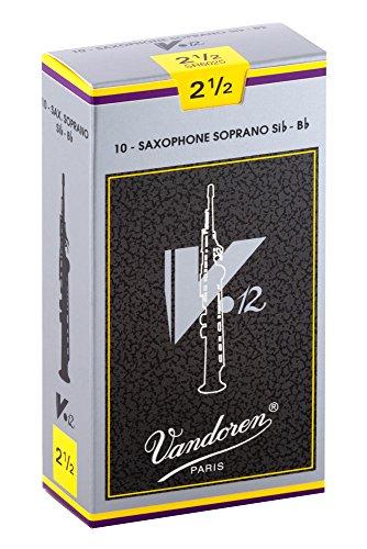 VANDOREN SR6025   LENGUETA PARA SAXOFON PARA SAXOFON SOPRANO (DUREZA 2)