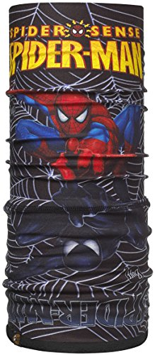 Buff Kinder Multifunktionstuch Superheroes JR Polar, Venom, One Size, 104871.00