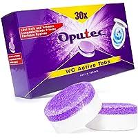 30x Oputec WC Active Tabs: Zur Reinigung von WCs, Toiletten & Urinalen