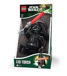 LEGO Darth Vader Torch by Santoki