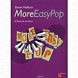More Easy Pop–Arreglados para Piano [de la fragancia/Alemán] Compositor: Claro BACHMANN Daniel
