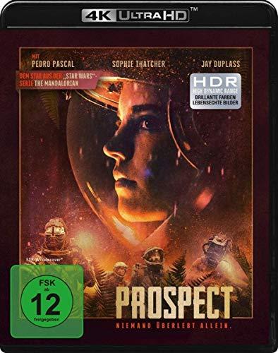 Prospect (4K Ultra UHD) [Blu-ray]