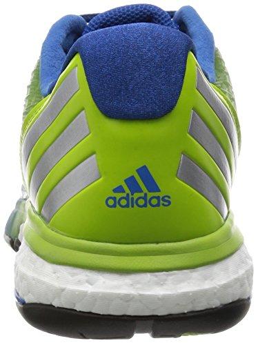 adidas Energy Volley Boost 2.0 - eqtblu/msilve/sesosl Blau