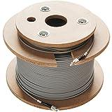 Axing OAK 100-01 Optisches Kabel (100m, FC/PC-Stecker, Metallarmierung)