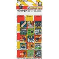 Paper Projects Fireman Sam Reward Sticker Set