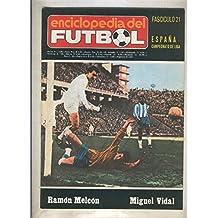 Enciclopedia del Futbol numero 21: España, campeonato de liga