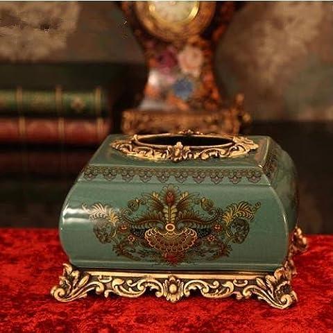 Carta ceramica casella di lusso esclusivo a mano che ,22*21*15