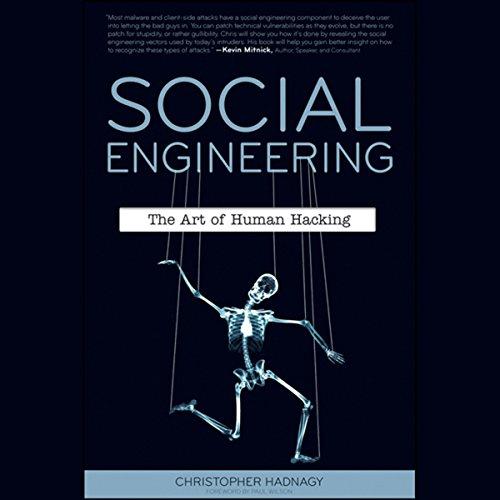 Social Engineering: The Art of Human Hacking  Audiolibri